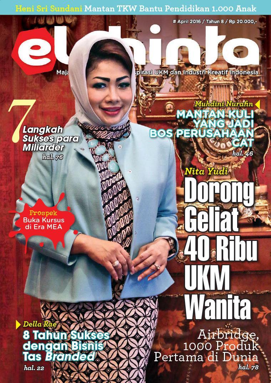 Majalah Digital elshinta April 2016
