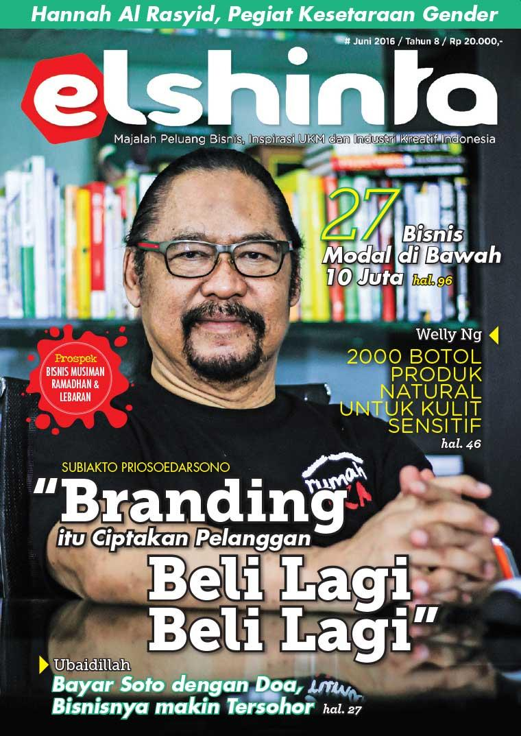 Majalah Digital elshinta Juni 2016