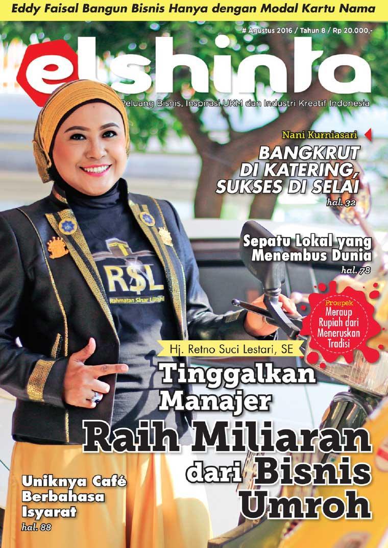 Majalah Digital elshinta Agustus 2016