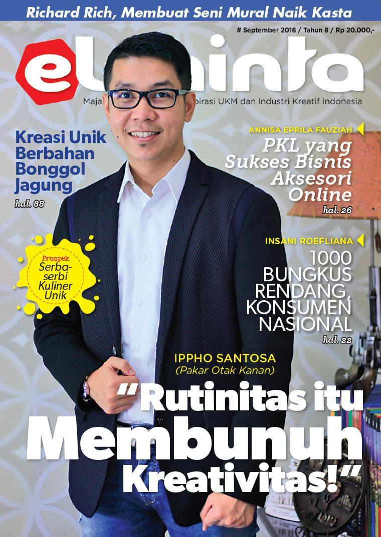 Majalah Digital elshinta September 2016