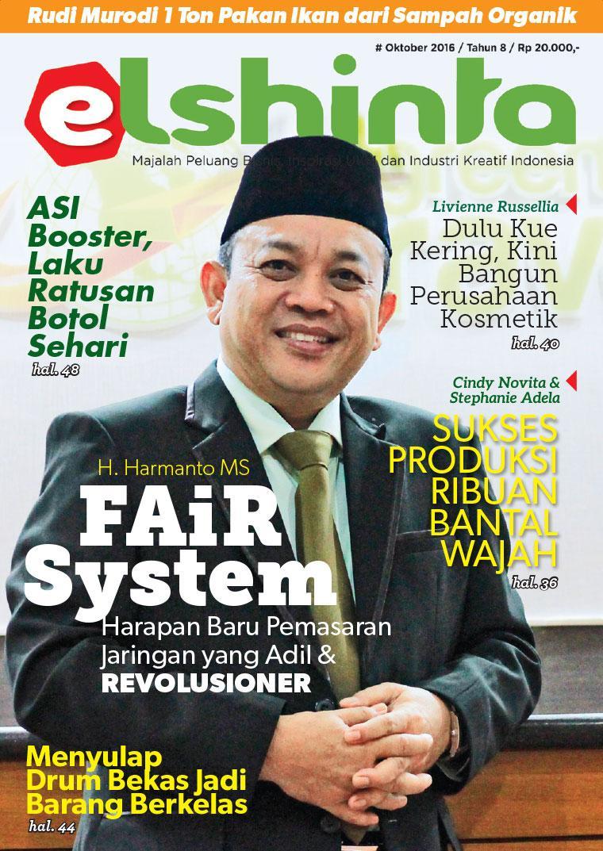 Majalah Digital elshinta Oktober 2016