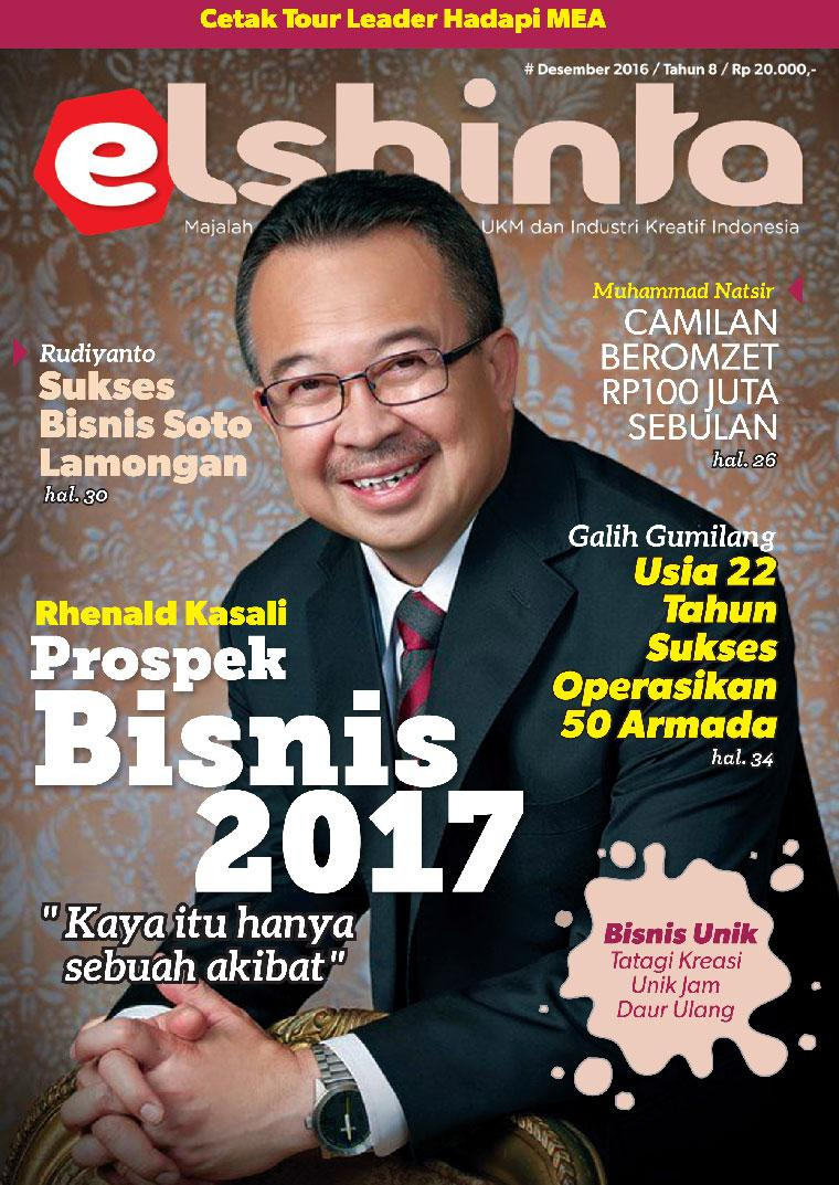 Majalah Digital elshinta Desember 2016