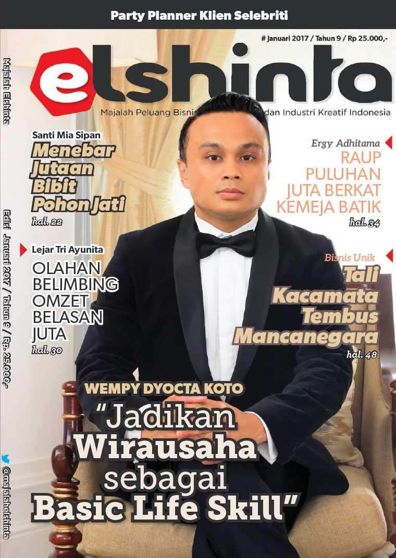 Majalah Digital elshinta Januari 2017