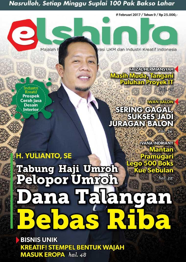 Majalah Digital elshinta Februari 2017