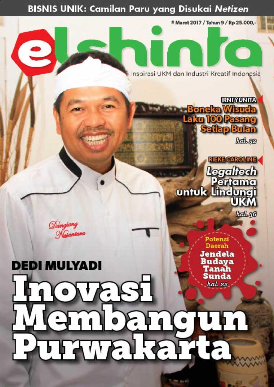 Majalah Digital elshinta Maret 2017