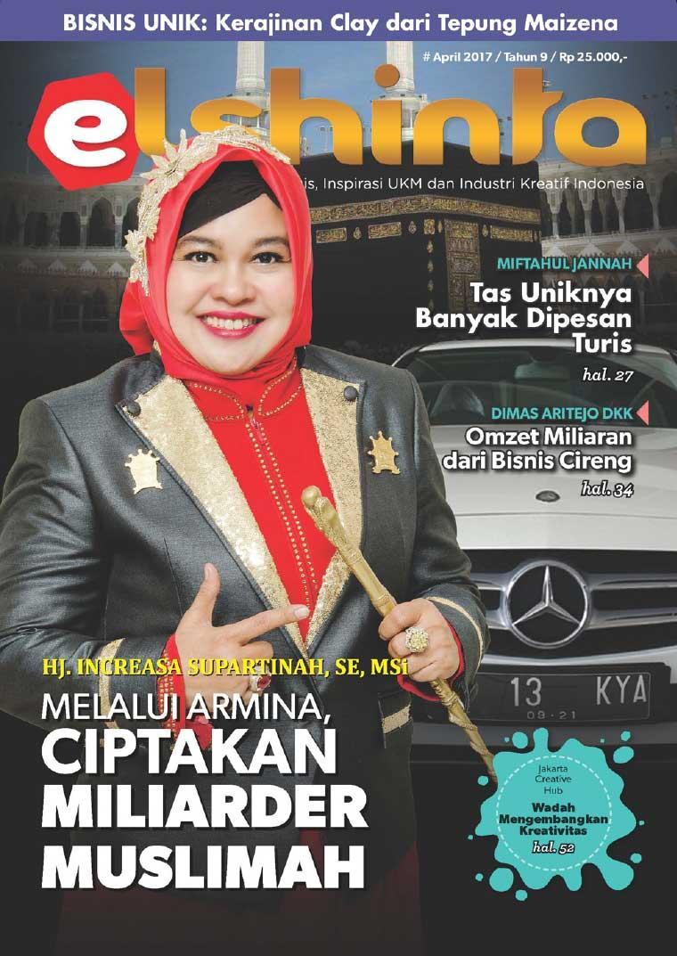 Majalah Digital elshinta April 2017
