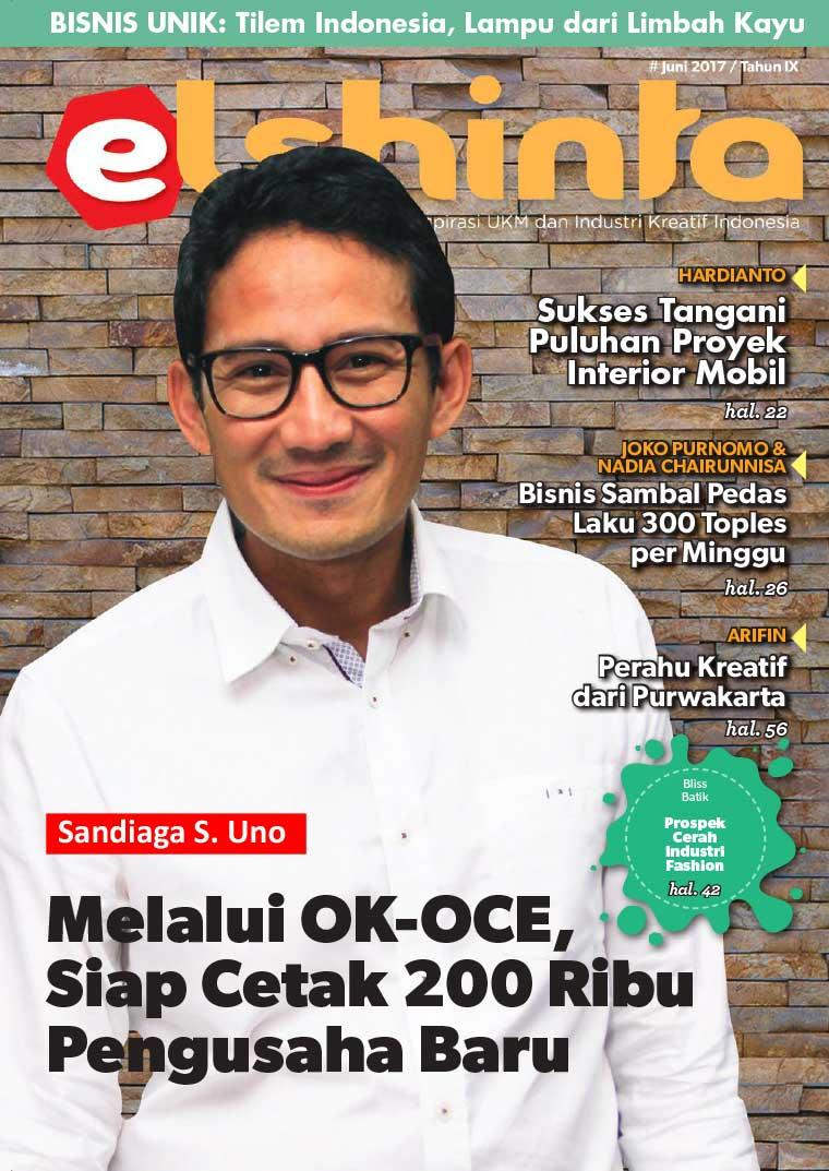 Majalah Digital elshinta Juni 2017