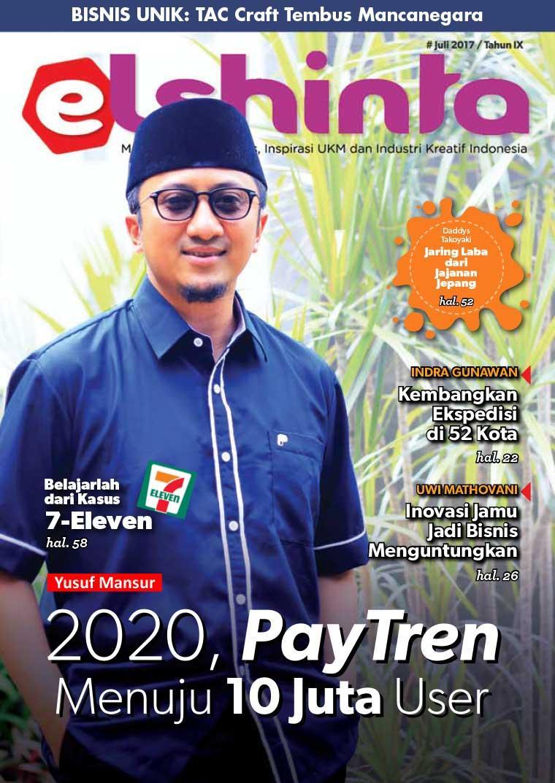 Majalah Digital elshinta Juli 2017
