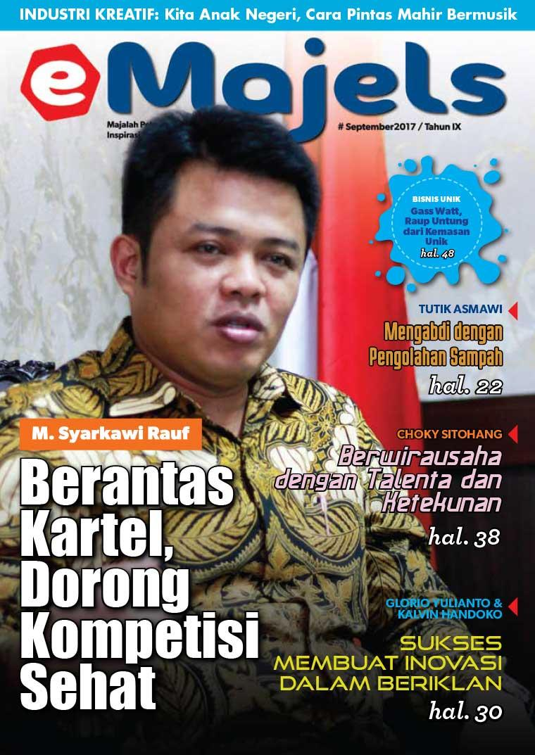 Majalah Digital elshinta September 2017