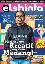 Elshinta Magazine Cover July 2016