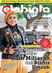 Elshinta Magazine Cover August 2016