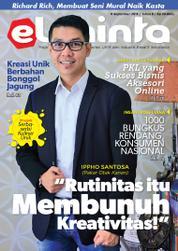 Elshinta Magazine Cover September 2016