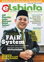 Elshinta Magazine Cover October 2016