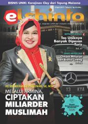 Cover Majalah elshinta April 2017