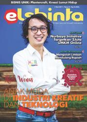 Cover Majalah elshinta Mei 2017
