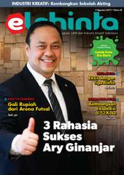 Elshinta Magazine Cover August 2017