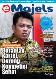 Cover Majalah elshinta September 2017