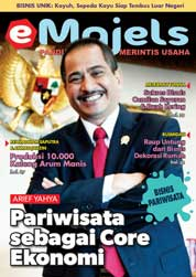 Cover Majalah elshinta Januari 2018