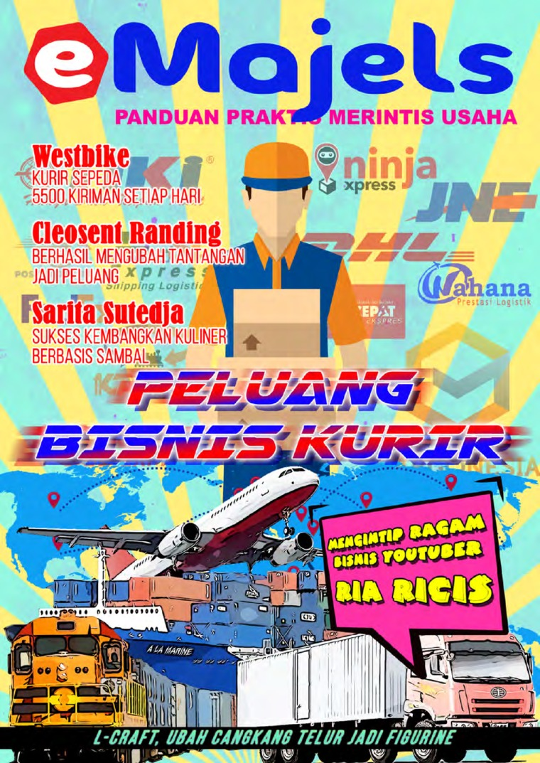 Majalah Digital elshinta Februari 2019