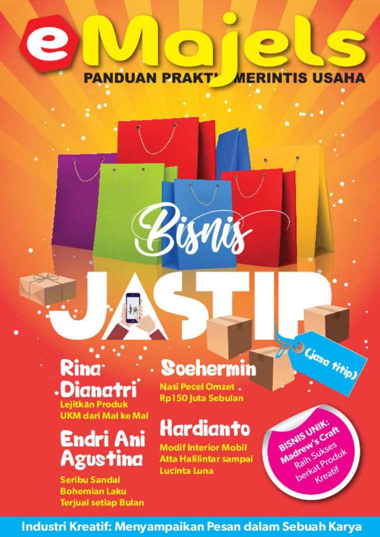 Majalah Digital elshinta Juli 2019