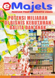 Cover Majalah elshinta April 2019