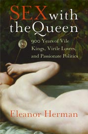 Sex with the Queen by Eleanor Herman Cover