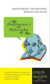 Shakespeare's Philosophy by Colin McGinn Cover