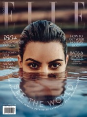 ELLE Indonesia Magazine Cover May 2018