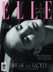 ELLE Indonesia Magazine Cover September 2018