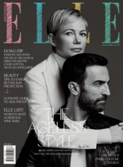 ELLE Indonesia Magazine Cover April 2019