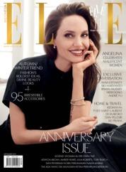 ELLE Indonesia Magazine Cover September 2019