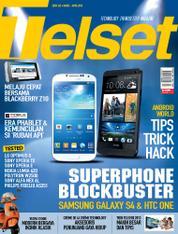 Cover Majalah Telset