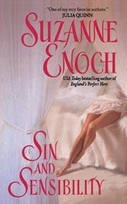 Cover Sin and Sensibility oleh Suzanne Enoch