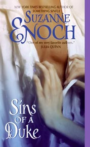 Cover Sins of a Duke oleh Suzanne Enoch