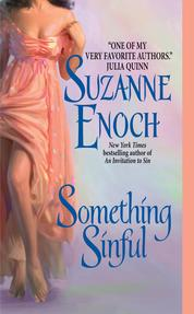Cover Something Sinful oleh Suzanne Enoch