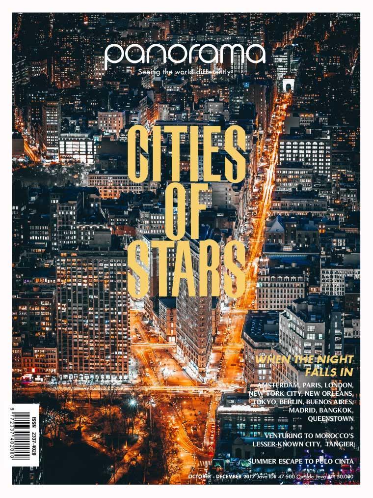 Majalah Digital PANORAMA Oktober–Desember 2017