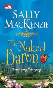 The Naked Baron - Baron yang Telanjang by Sally MacKenzie Cover