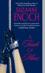 Cover A Touch of Minx oleh Suzanne Enoch