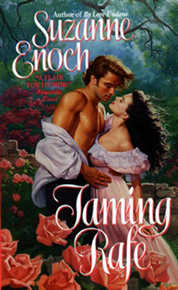 Cover Taming Rafe oleh Suzanne Enoch