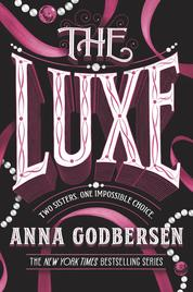 The Luxe by Anna Godbersen Cover