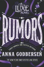 Cover Rumors: A Luxe Novel oleh Anna Godbersen