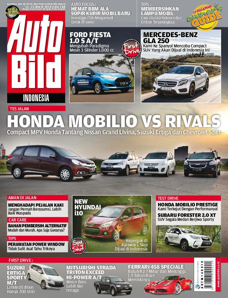 Jual Majalah Auto Bild Ed 284 2014 Gramedia Digital Indonesia