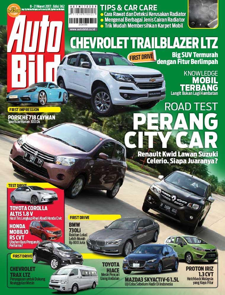 Majalah Digital Auto Bild ED 362 Maret 2017