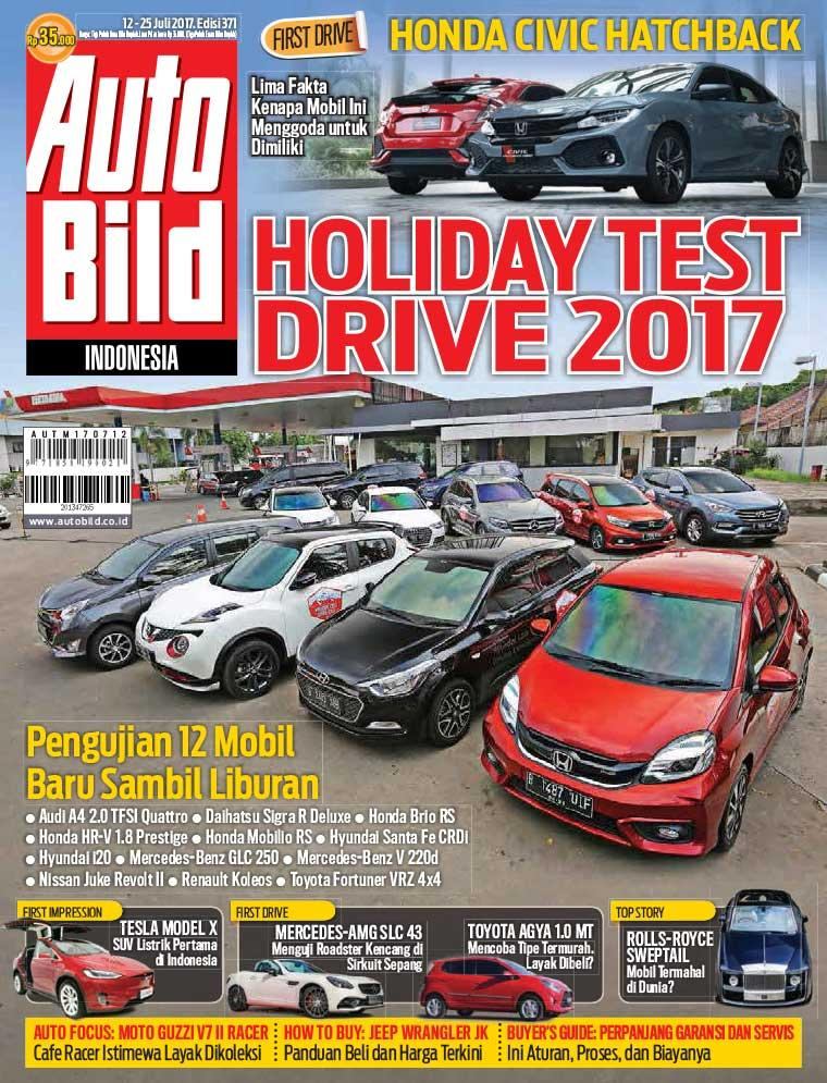 Majalah Digital Auto Bild ED 371 Juli 2017