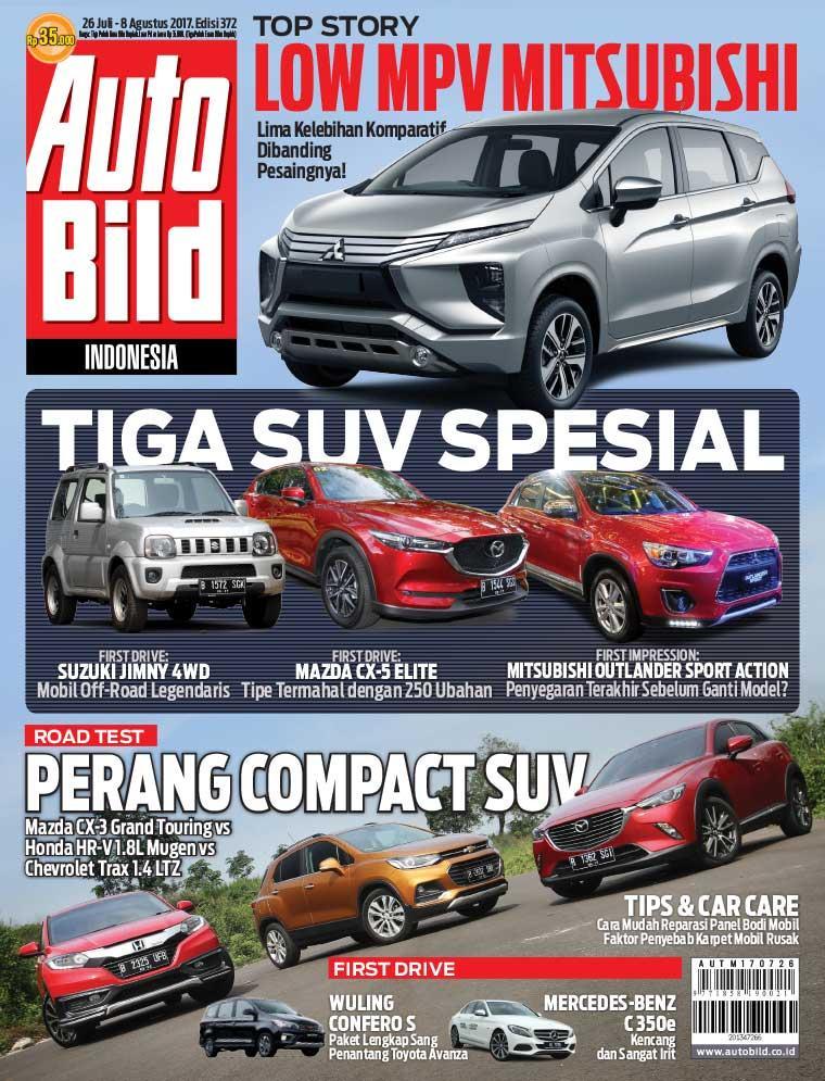 Auto Bild Magazine Ed 372 July 2017 Gramedia Digital