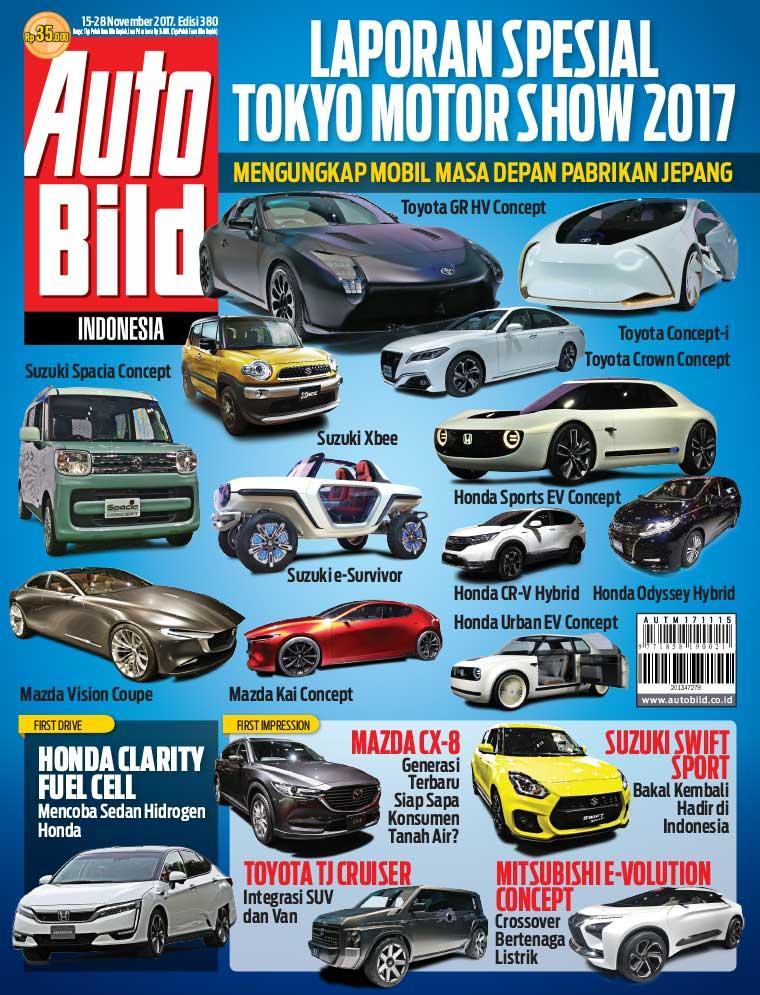 Auto Bild Digital Magazine ED 380 November 2017