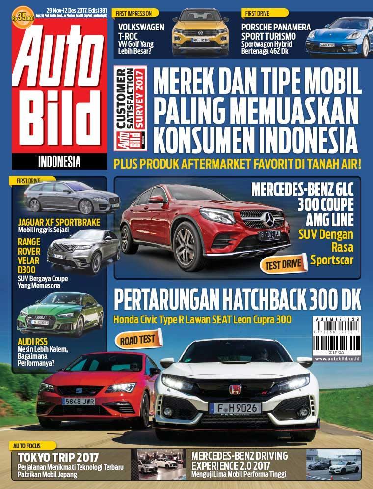 Majalah Digital Auto Bild ED 381 November 2017