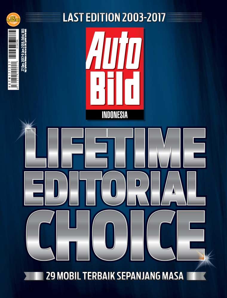 Majalah Digital Auto Bild ED 383 Desember 2017