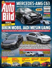 Cover Majalah Auto Bild ED 363 Maret 2017