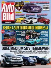 Cover Majalah Auto Bild ED 376 September 2017
